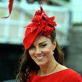 Modă. Pălăriile lui Kate Middleton. 20 de modele purtate de ducesă