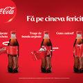 Coca-Cola aduce magia sărbătorilor în mâinile noastre!