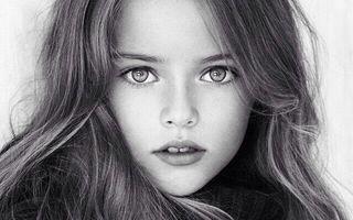Ea este cea mai frumoasă fetiță din lume!