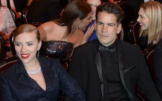 Scarlett Johansson s-a măritat cu jurnalistul Romain Dauriac