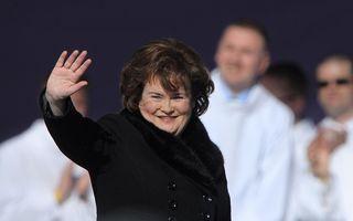 Susan Boyle are primul ei iubit, la 53 de ani