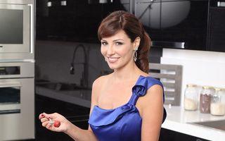 Oana Cuzino divorțează în două zile de soţul ei