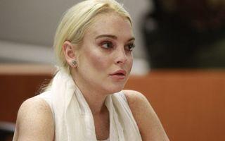Lindsay Lohan lansează o linie vestimentară masculină