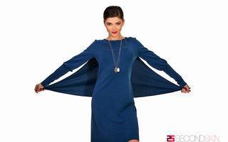 Second Skin Clothing propune două rochii comode şi elegante