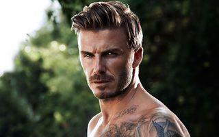 Beckham lansează o linie vestimentară