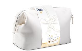 Dăruiește frumusețe cu seturile cadou Dove