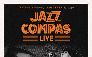 """Concertele Jazz Compas: """"Tempo de amor"""" şi """"Dinner For One"""" pe 12 decembrie"""