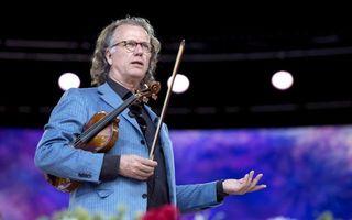 Fenomenul André Rieu: Cine e violonistul care a sedus România