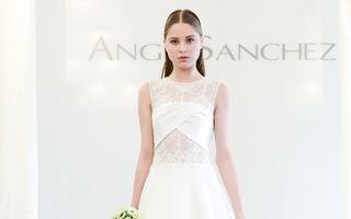 Ultimele creații ale designerilor de rochii de mireasă aduc în prim-plan dantela