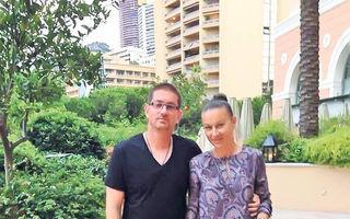 Raluca Sandu a născut un băiețel