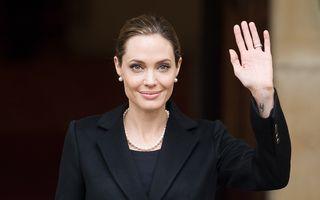 VIDEO: Angelina Jolie a anunţat că suferă de varicelă