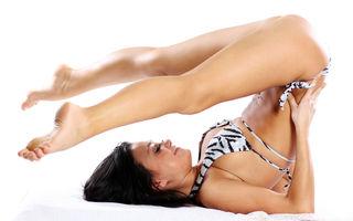 5 posturi yoga ideale ca poziţii pentru sex. Relansează-ţi viaţa amoroasă!