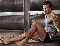 David Beckham, bărbatul cu cel mai frumos posterior