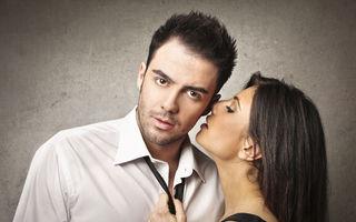Sex. Vorbeşte-i murdar! Cum să fii obraznică fără să te simţi ridicolă