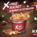 Sogood X-mas, cu noua ofertă KFC
