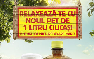 Ciucaș are un nou membru în familie, PET-ul de 1 litru