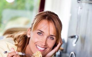 Dantura este afectată de mâncarea indiană, italiană şi orientală