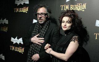 Helena Bonham Carter şi Tim Burton s-au despărţit