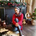 FOTO: Cum şi-a împodobit Andreea Marin casa, de Crăciun