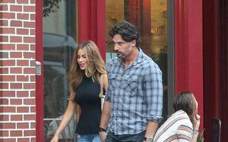 Sofia Vergara s-a logodit cu actorul Joe Manganiello