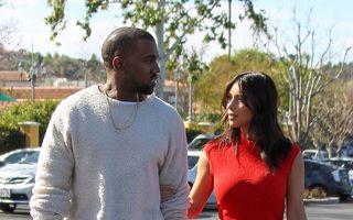 Kim Kardashian și Kanye West și-au luat o nouă casă