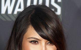 """Kim Kardashian, """"regina tabloidelor"""""""