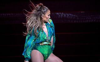 Jennifer Lopez a renunţat la numele lui Marc Anthony
