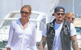 Cameron Diaz e femeie măritată: Actrița s-a căsătorit cu Benji Madden