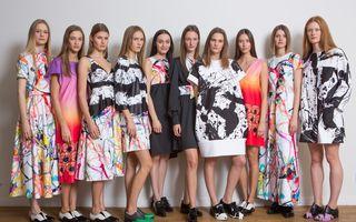 Exclusiv: Designerul britianic GILES DEACON despre noile colecţii de haine inspirate de Ariel şi Lenor