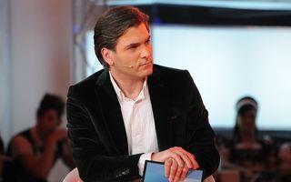 Mircea Radu, înnebunit după trufele făcute de soția lui