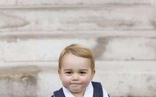 Prințul George, în topul celor mai bine îmbrăcați bărbați britanici