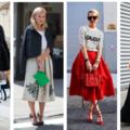 Modă. Cum să porţi fusta cloş. 40 de stiluri pe care să le încerci