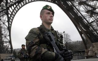 IMAGINI ȘOCANTE. Parisul sub teroare: Orașul iubirii, paralizat de violență