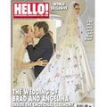 Angelina Jolie s-a căsătorit în secret cu Brad Pitt, înainte de nunta lor din Franţa
