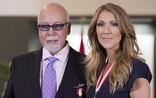 Celine Dion nu mai cântă: Vedeta vrea să fie alături de soțul ei, bolnav de cancer