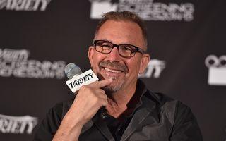 Kevin Costner a împlinit 60 de ani