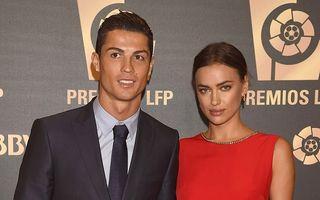 """Cristiano Ronaldo confirmă despărțirea de Irina Shayk: """"Îi doresc să fie fericită!"""""""