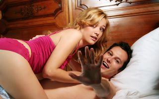 """""""Femeia deasupra"""", cea mai periculoasă poziţie sexuală"""