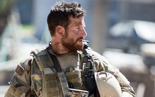 """Bradley Cooper este """"Lunetistul American"""", din 23 ianuarie pe marile ecrane"""