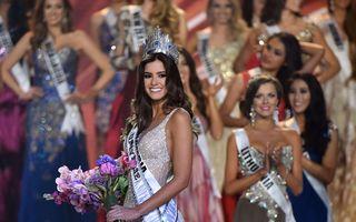 Paulina Vega a fost desemnată Miss Universe - FOTO