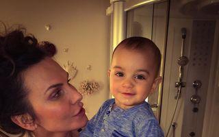 Bebeluşii din showbiz! Cine crezi că e cel mai frumos copil de vedetă?