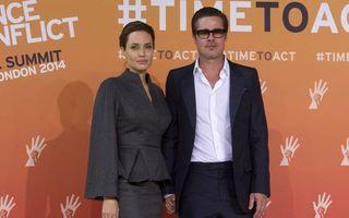 Brad Pitt negociază pentru a juca într-un film regizat de Angelina Jolie