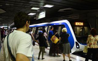 """""""Frozen Bucharest"""": 200 de persoane vor """"îngheţa"""", duminică, la metrou"""