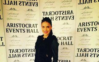 Adelina Pestriţu petrece în stil Aristocrat de ziua ei