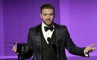 Justin Timberlake a confirmat că va deveni tată