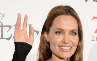 Angelina Jolie, în topul celor mai admirate personalităţi din lume