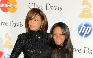 Obsedată de moarte: Fiica lui Whitney Houston, distrusă de sfârșitul mamei sale