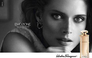 EMOZIONE, noul parfum Salvatore Ferragamo!