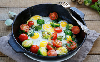Dietă: Top 5 cele mai hrănitoare combinaţii pentru micul dejun