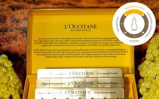 L'Occitane inoveaza ingrijirea tenului -  L'OCCITANE IMORTELE DIVINE PROGRAMME DIVIN